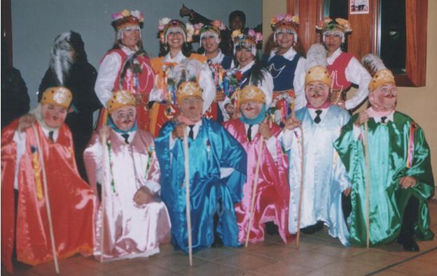 junin folklore: